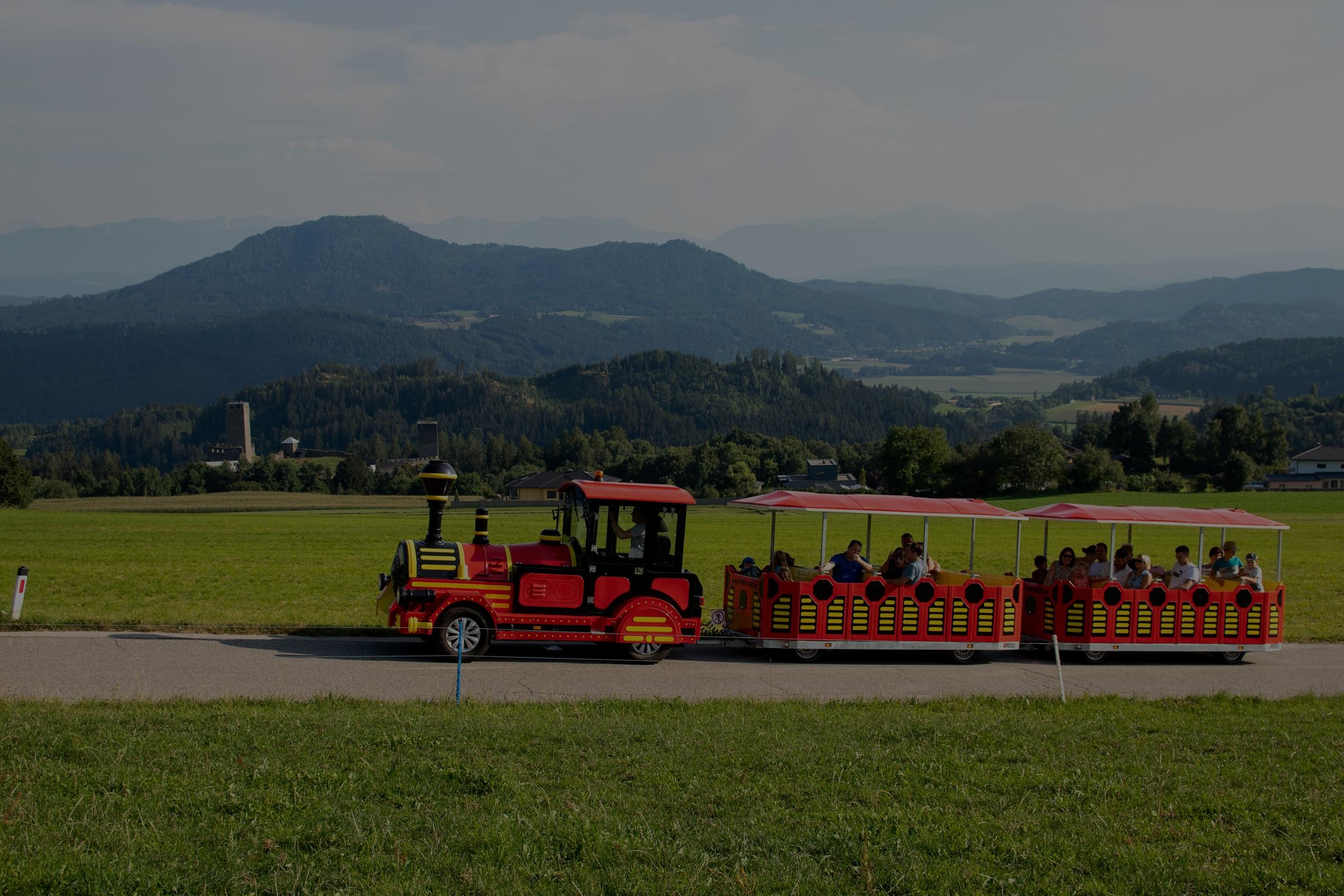 Burgruine Liebenfels Panorama